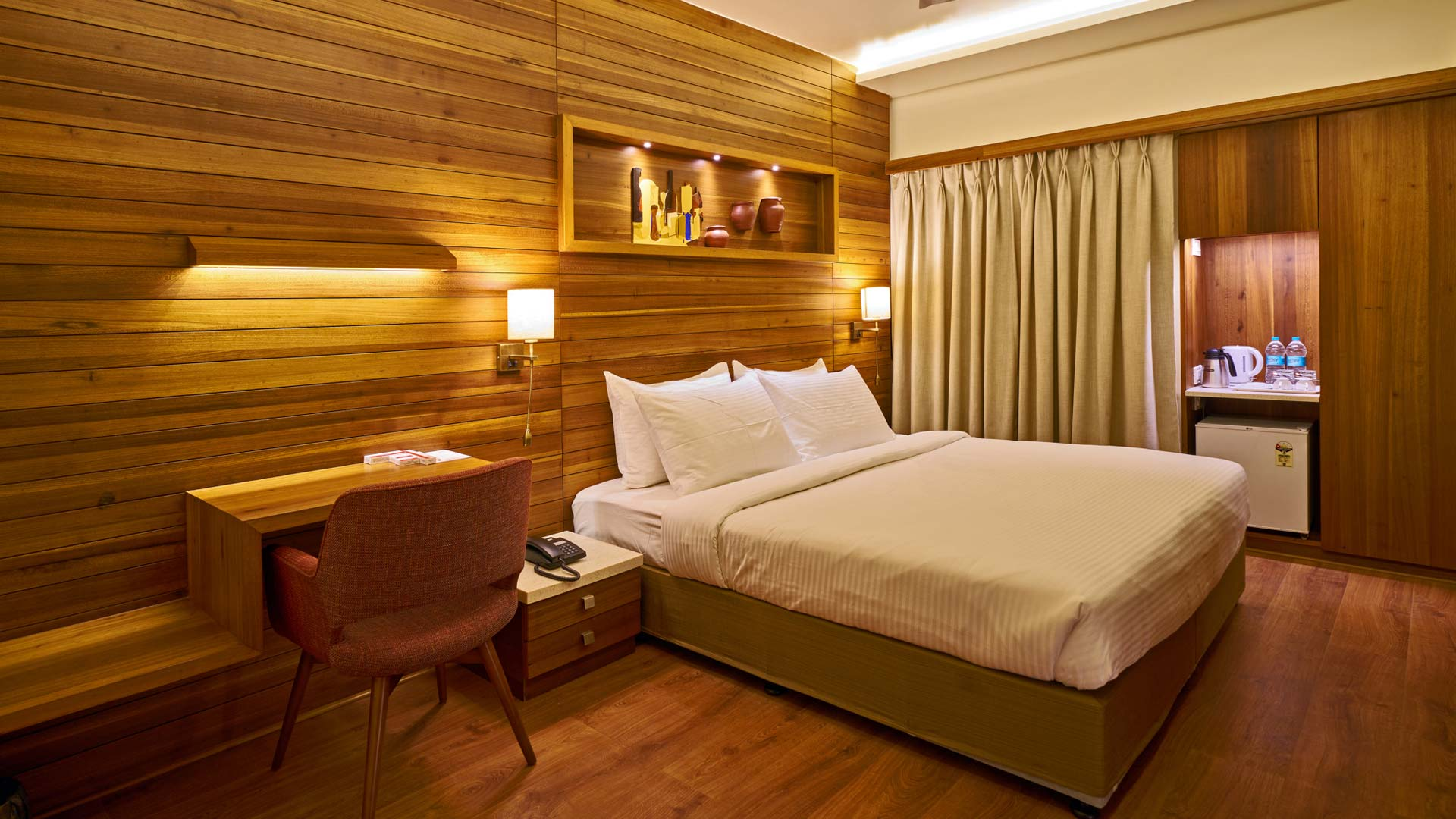 Hotel Near Central Bus Stand Kolhapur