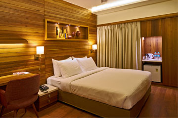 Hotels in Kolhapur
